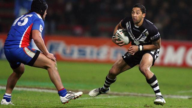 Super Rugby - League, union not really similar at all as Marshall discovers