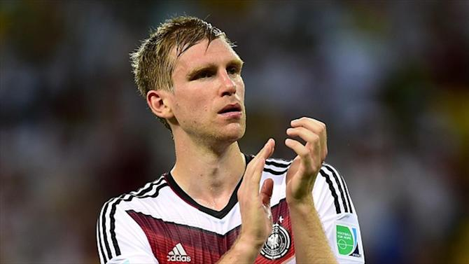 World Cup - Mertesacker to German media: Would you rather we got knocked out?