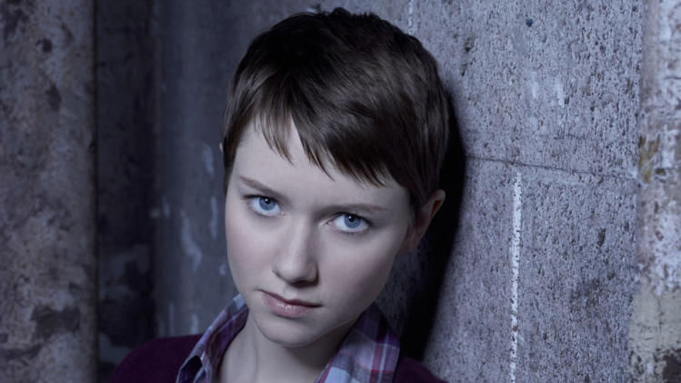 """The Following"" - Valorie Curry"