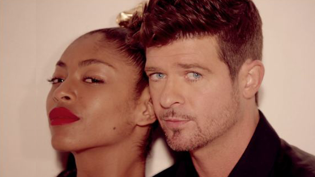 Robin Thicke and T.I. Blurred Lines Lawsuit
