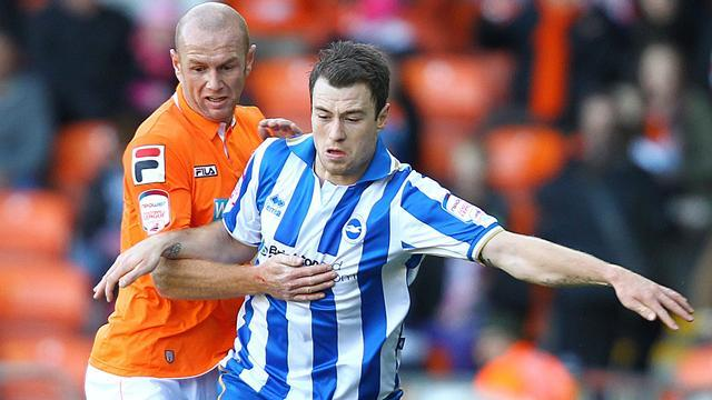 Championship - Brighton striker sees red for ref incident