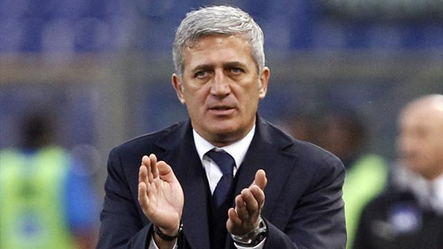 Serie A - Petkovic confounds critics at Lazio