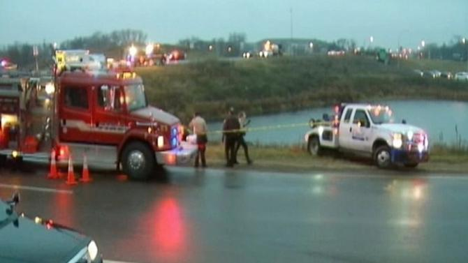 Five Kids Survive Submersion in Icy Pond for Up to 45 Minutes