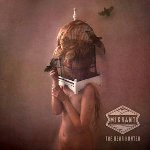 "This CD cover image released by Equal Vision Records shows ""migrant"" by The Dear Hunter. (AP Photo/Equal Vision Records)"