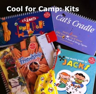 The ultimate cool for camp kit
