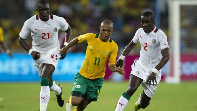 African Cup of Nations - Serero named in South Africa squad