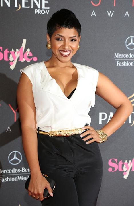 9th Annual Style Awards - Arrivals - Spring 2013 Mercedes-Benz Fashion Week