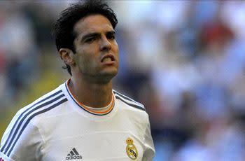 Kaka: Don't blame Mourinho for my Madrid form