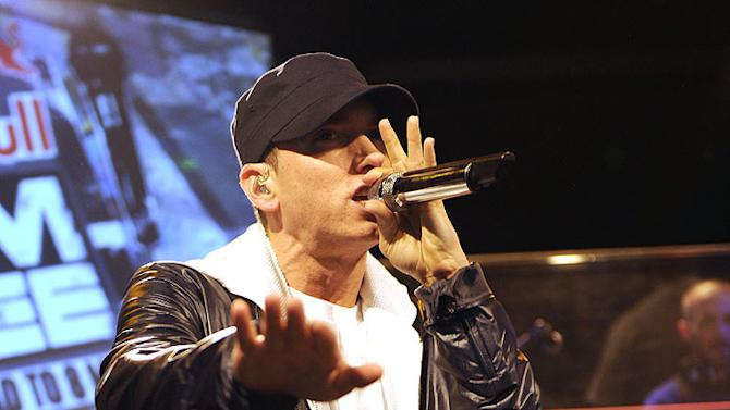 Eminem Launches Red Bull