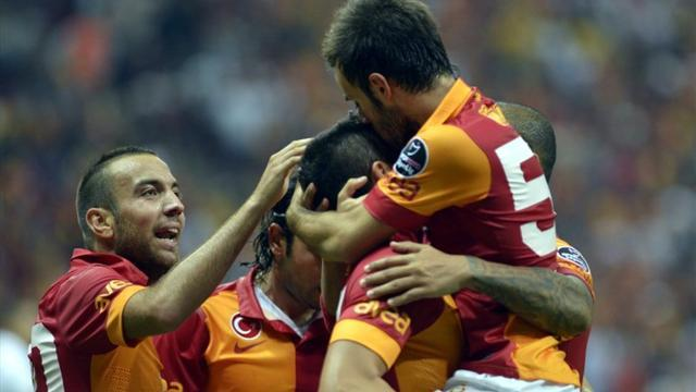 Champions League: Galatasaray v CFR Cluj