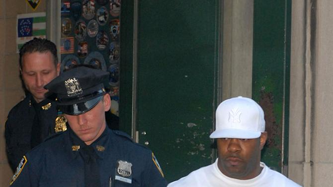 Busta Rhymes Arrest