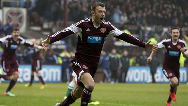 Scottish Premiership - Hearts end season with St Mirren stalemate