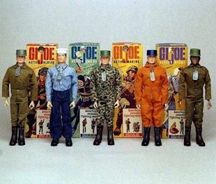 G.I. Joe Action Figures