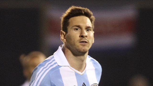 World Cup - Messi 'is very likeable to Brazilians'