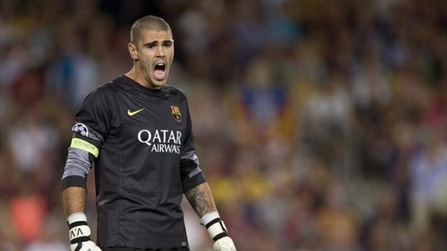 Liga - Valdes to ignore Barcelona pleas to stay