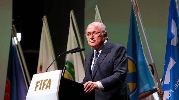 Sepp Blatter speaks on FIFA corruption scandal in last public appearance before FIFA re-election