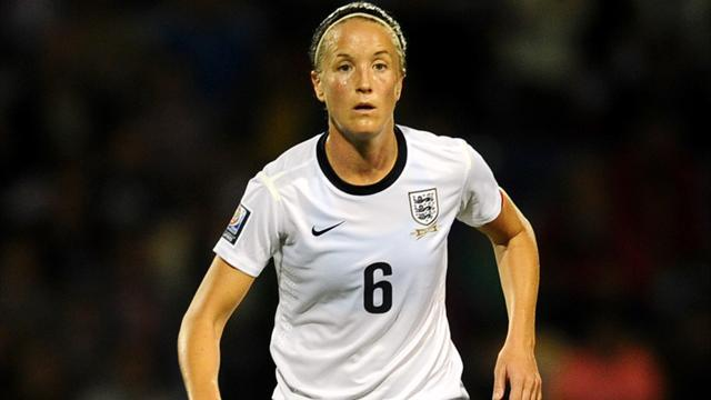 Football - England women's captain Stoney reveals she's gay