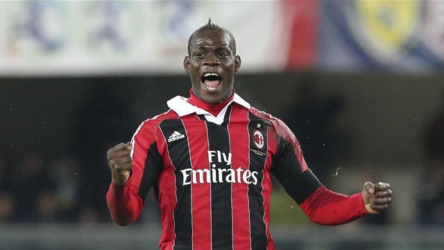 Premier League - Paper Round: Balotelli set for English return