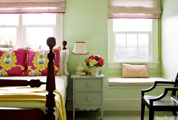 28 cheerful paint colours for your how to choose Cheerful colors to paint a room
