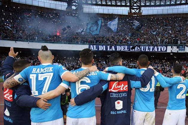 Napoli must beat Juventus to change Serie A