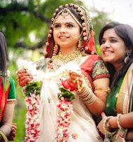 Beautiful Varmala Moments from Real Indian Weddings