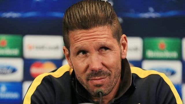 Liga - Simeone: Atletico defeat best thing possible