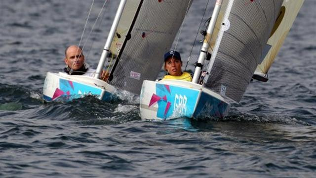 Britain to take first Paralympic sailing medals