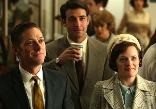 Mad Men's Kevin Rahm Talks Ted Vs. Don, the Peggy Kiss and a Satisfying Bob Benson Reveal