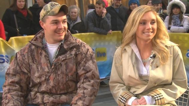 'Buckwild' stars Shain and Shae stop by Access Hollywood Live on January 3, 2013 -- Access Hollywood