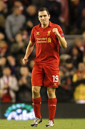 Stewart Downing scored the winner for Liverpool