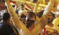 Egyptians Celebrate Revolutionary Encore