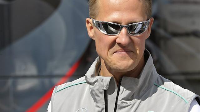 Formula 1 - Schumacher suffers head injury in skiing accident