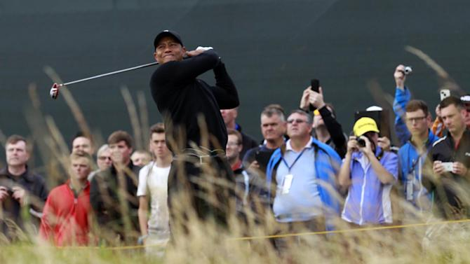 British Open: a new golf course, a new Tiger Woods