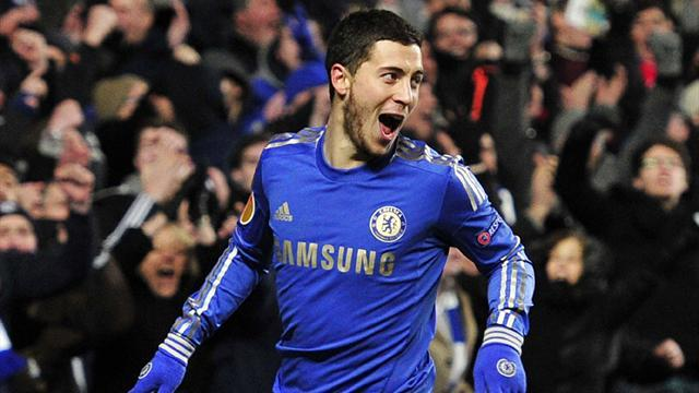 Premier League - Chelsea hope Hazard will return for key Spurs game