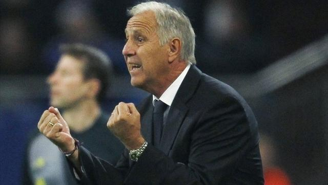 Ligue 1 - Montpellier coach Girard to leave at end of season