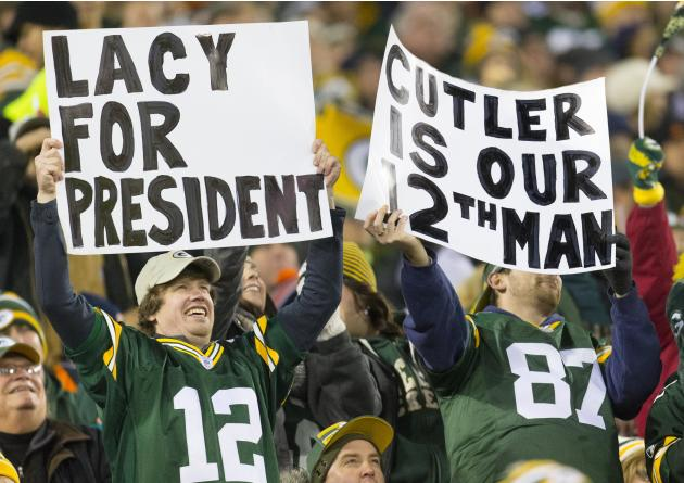 NFL: Chicago Bears a Green Bay Packers