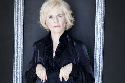Comedian Maria Bamford discusses suicide, OCD, and buying elephant costumes for her dog on Etsy