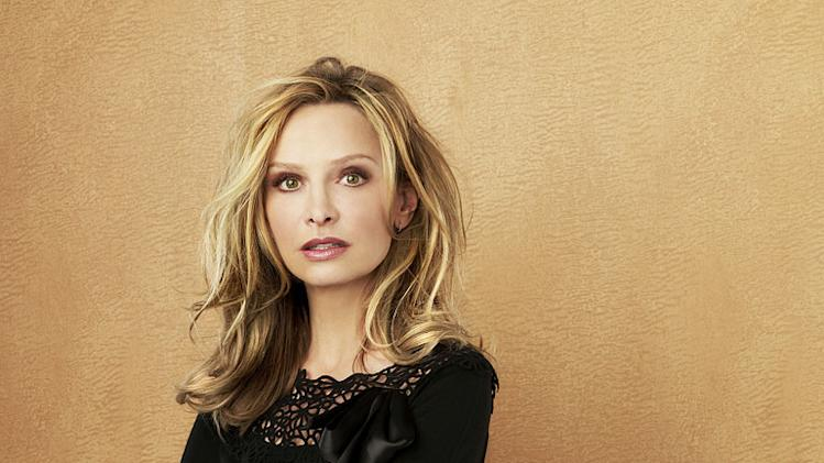 "Calista Flockhart in the ABC series ""Brothers & Sisters"""
