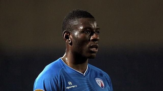 Football - Argyle bring in Obadeyi