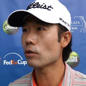 Kevin Na interview after Round 1 of Crowne Plaza