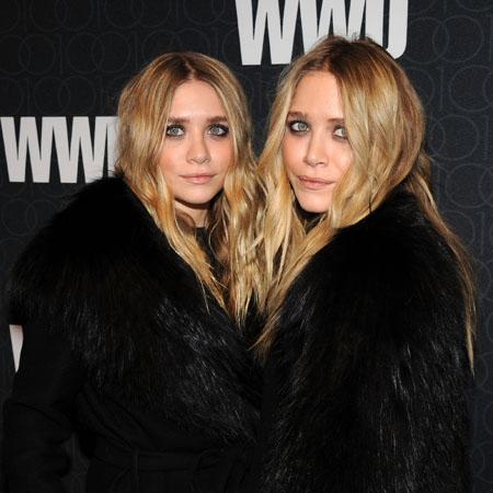 Olsen twins: We're all about fashion