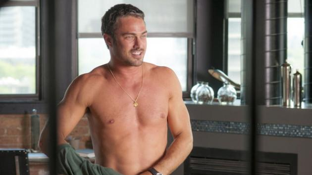 Taylor Kinney as Kelly Severide in NBC's 'Chicago Fire' -- NBC
