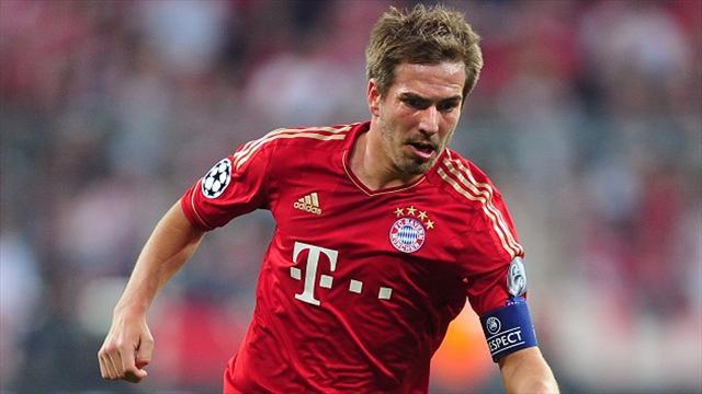 Champions League - Lahm demanding more of the same