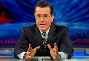 Stephen Colbert | Photo Credits: Comedy Central