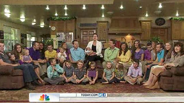 New Duggar Baby Marcus Makes Morning TV Debut!