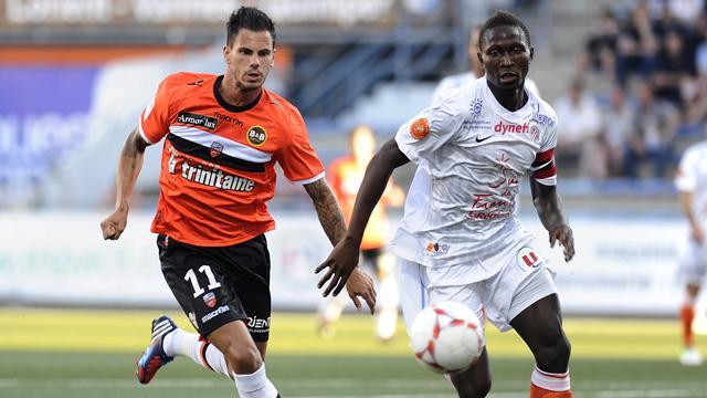 Montpellier stunned by Lorient