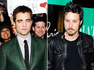 Robert Pattinson Meets Rob Patterson!
