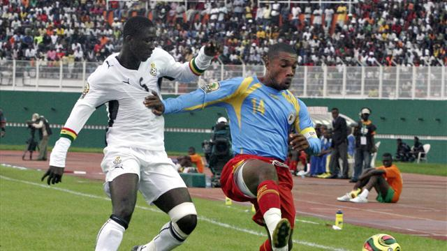 African Cup of Nations - Ghana get ready to prove potential