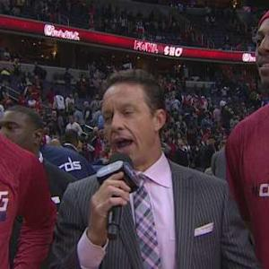 Beal And Pierce Postgame Interview