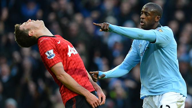 Yaya Toure: I joined Man City to make them more like United